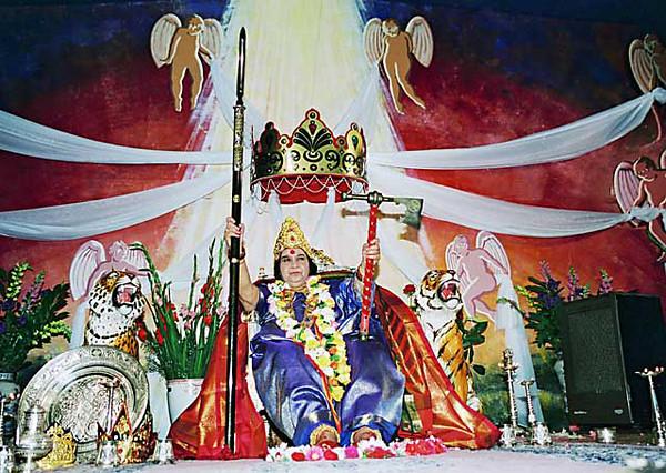 Navaratri Puja, 9 October 1994, Cabella