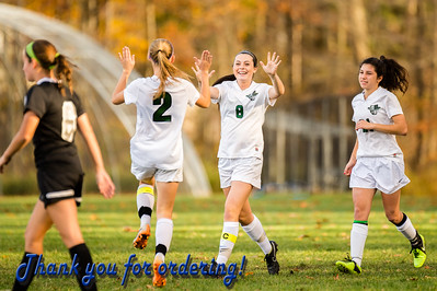 vs Wallkill Valley HS. State Tournament  11/04/14