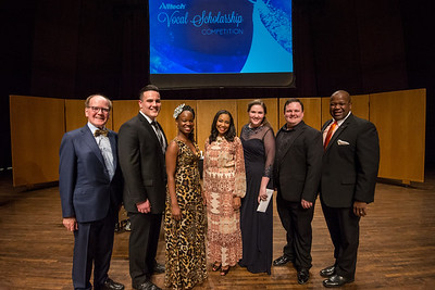 Alltech Vocal Scholarship Competition 2016
