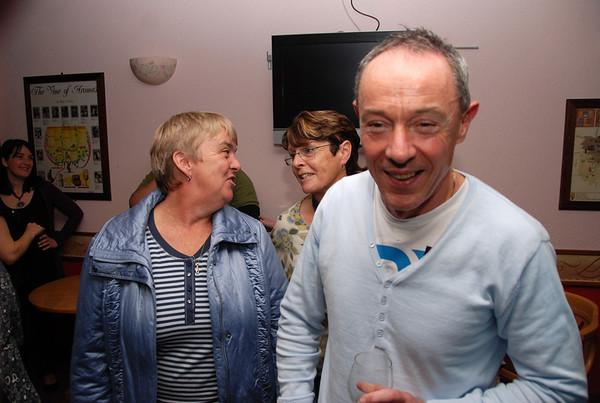 2009-10-29 Jo Callanan - The Retirement Party