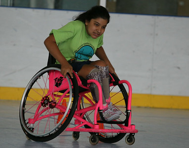 2014 Junior Wheelchair Sports Camp