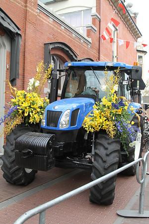 bloemencorso 25-4-2010 - Haarlem
