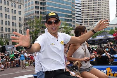 5-28-2016 B&L Indy 500 Parade