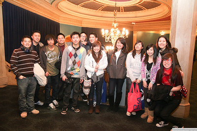 Youth at SF Hillsong concert