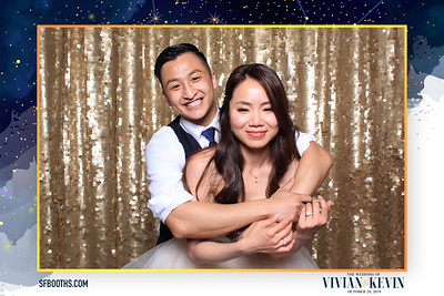 Vivian and Kevin's Wedding - October 20, 2019