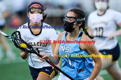 NSI @ Bellevue Varsity Lacrosse