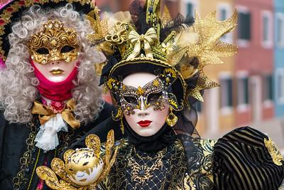 Venice Carnival (Part II)