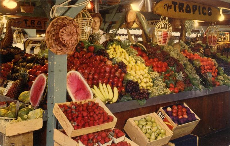 Farmers' Market Tropical Fruits
