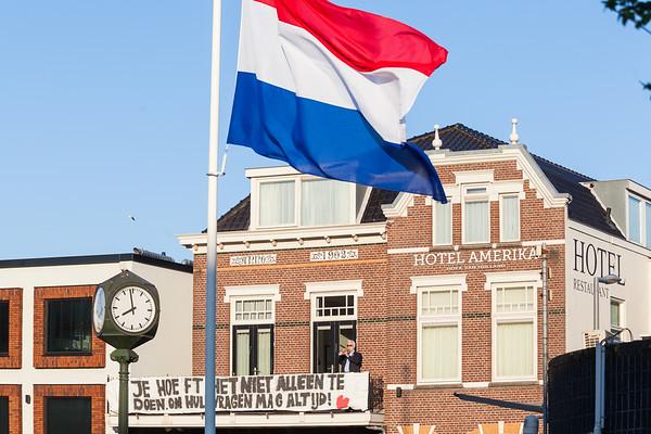 Taptoe Signaal Hoek van Holland 4 mei 2020