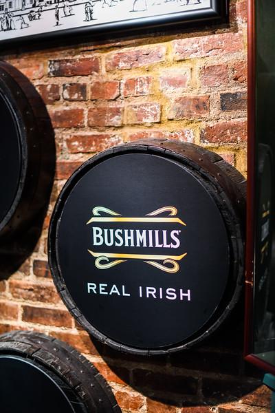 031718 Bushmills St Patricks Day Event