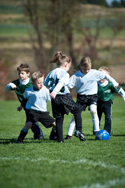 Pine-Richland Soccer Club - U6 Fall