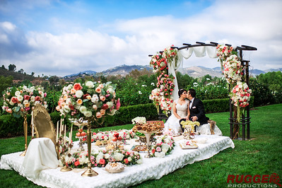 N and A- A Picture Perfect Wedding