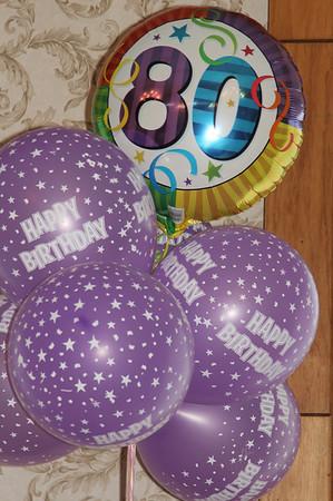 Special Birthday Celebrations