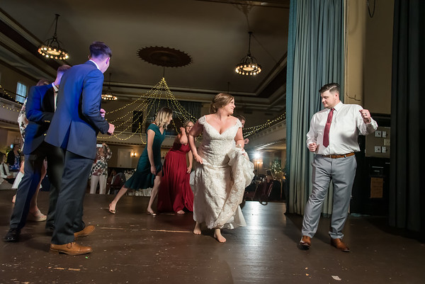 Clare & Corey: Married