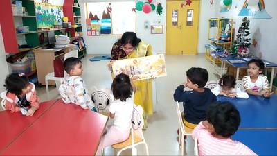 Parental Involvement in School Activity - Snoopys on 30.12.19