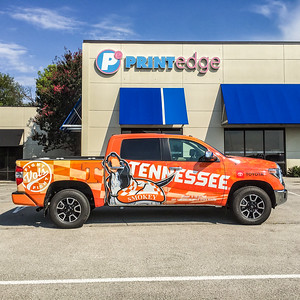 Knoxville Vehicle Graphics