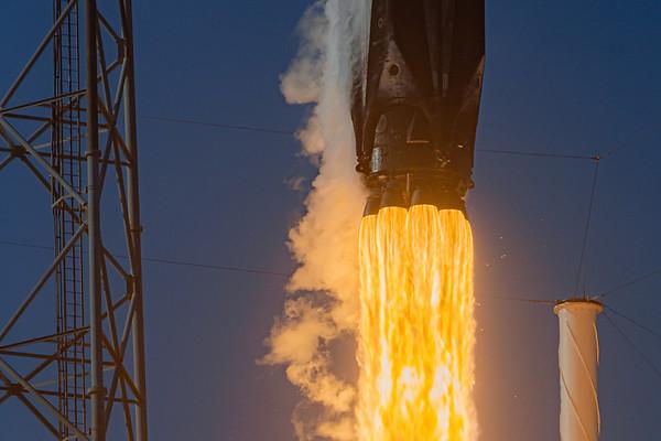 Falcon 9: Starlink mission [4th]