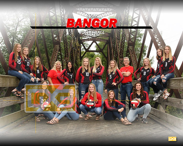 Bangor volleyball VB19