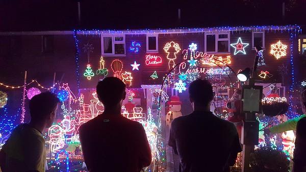 Xmas Lights Run 2017