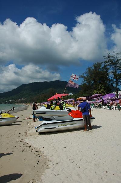 Water Sports - Phuket, Thailand