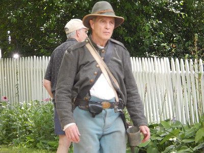 Civil War Weekend - Sharon Woods, July 9