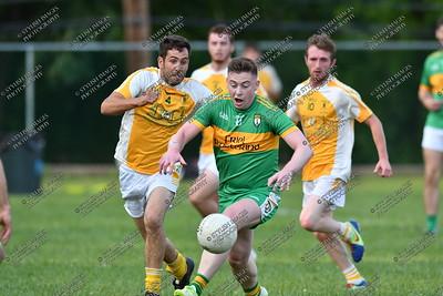 Donegal v Kevin Barry - Jim Harvey Cup 6/7/2018