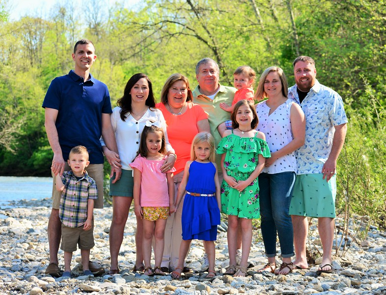 The Tucker-Burton Family