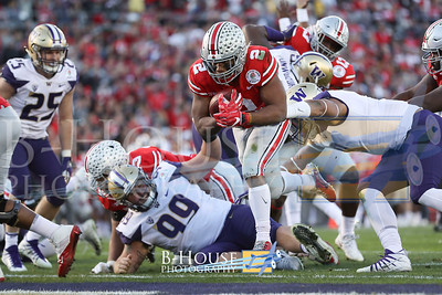 Rose Bowl 2019 - Ohio St vs Washington