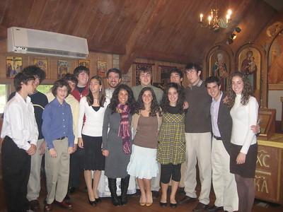 GOYA Fall Retreat - November 9, 2007
