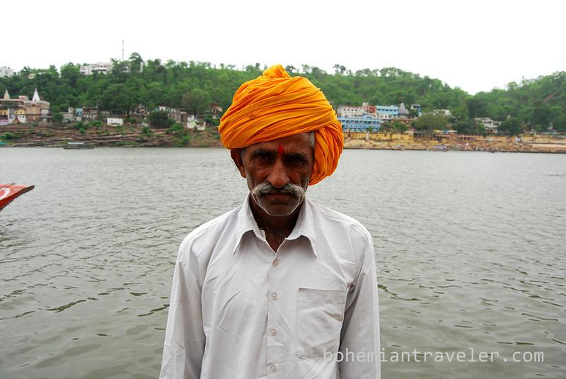 man at Omkareshwar ghats.jpg