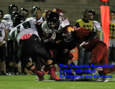 Brethren Christian vs Monte Vista 10-12-2012