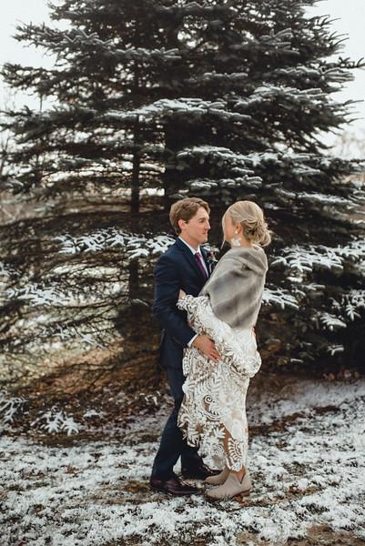 Requiem Images - Luxury Boho Winter Mountain Intimate Wedding - Seven Springs - Laurel Highlands - Blake Holly -556.jpg