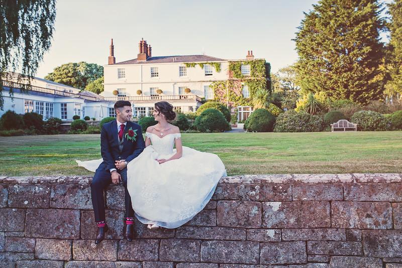 Weddings - Bride & Groom portraits