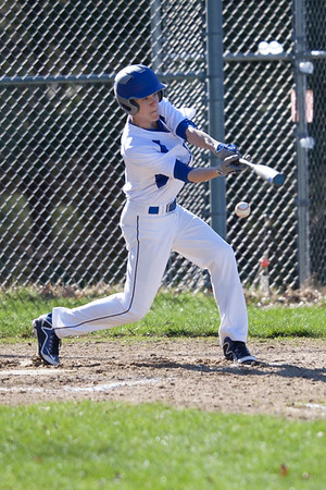 16-04-13 JV Baseball v Medfield