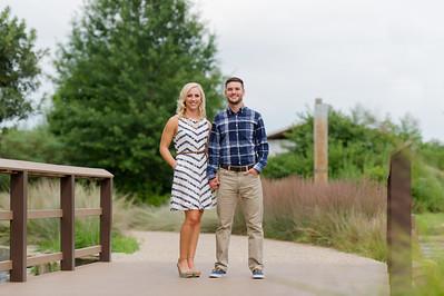 Megan and Nathan Engagements