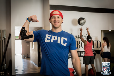 Free EPIC Elite Workout at Crossfit Hard Boiled