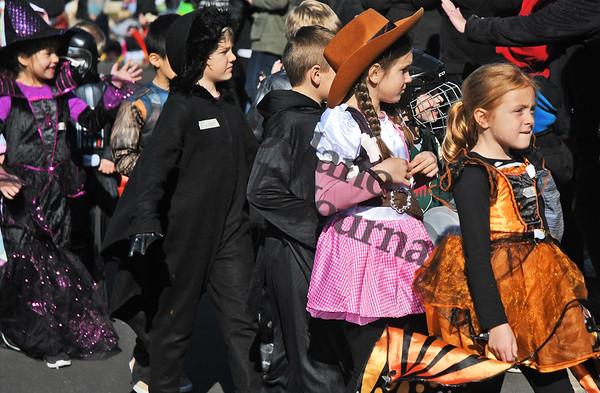 2019 Delano Elementary School Halloween Parade