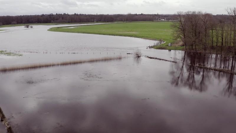 High water Esschestroom