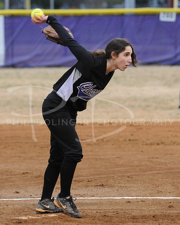 Chantilly Chargers Girls JV Softball v Washington and Lee, Tuesday, March 15, 2011