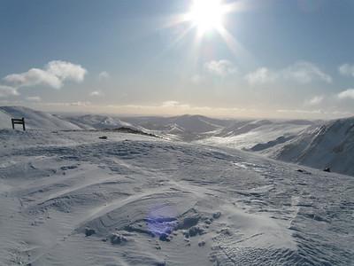 Scotland Ski - January 2010
