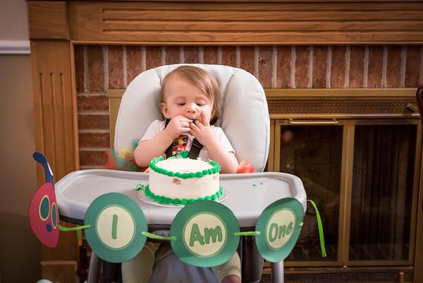 Claires 1st Birthday