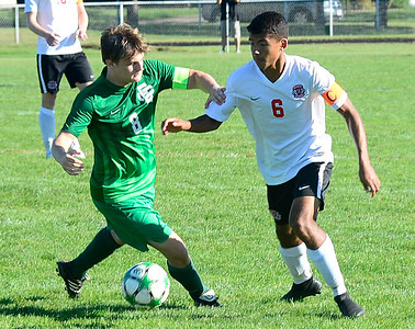 Hyde's goals keep the Elyria Cup at EHS