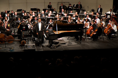 Orchestra Concert with Crest 2010