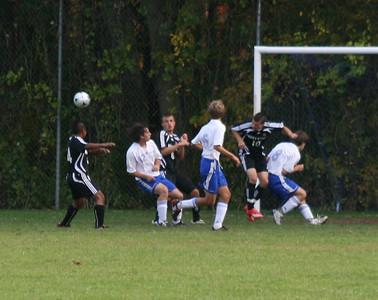 Waterford Varsity Soccer V. Montville, 10/13/08 (W 2-1)