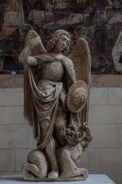 Troyes - Saint-Jean-au-Marc he - Saint-Michael (16C)