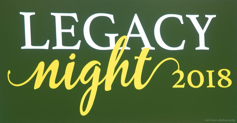 2018 Legacy Night