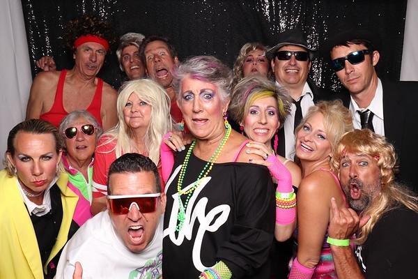 07/28/18 - SHP 80's Themed Night