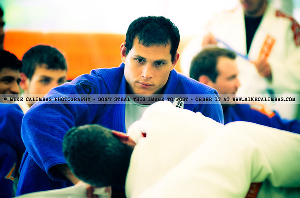 Roger Gracie Seminar - July 26, 2012
