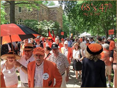 Princeton Reunions