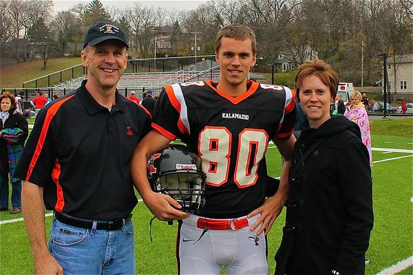 Kyle, Mom & Dad